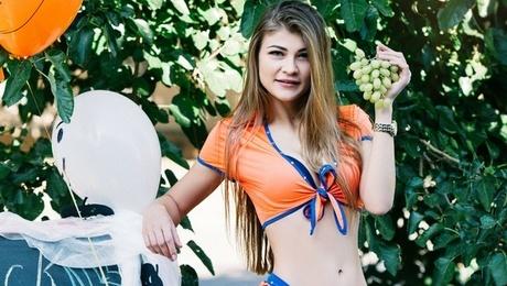 Nina von Cherkasy 24 jahre - Ehefrau für dich. My mitte primäre foto.