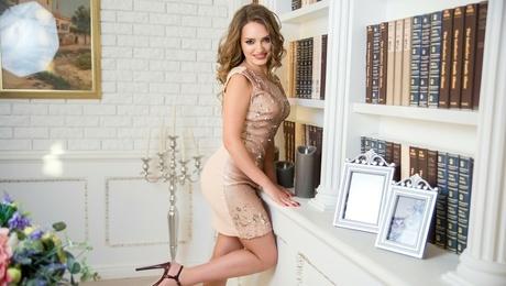 Vitaliya von Kharkov 23 jahre - intelligente Frau. My mitte primäre foto.