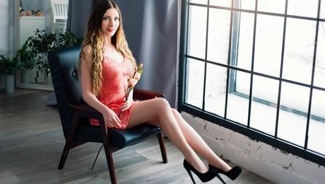 Anna von Cherkasy 25 jahre - Liebe suchen und finden. My mitte primäre foto.