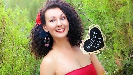 Victoria von Zaporozhye 37 jahre - sie lächelt dich an. My mitte primäre foto.