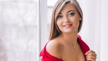 Anastasia von Lutsk 21 jahre - beeindruckendes Aussehen. My mitte primäre foto.