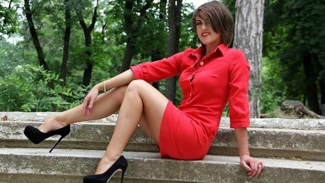 Galia von Odessa 27 jahre - sucht Liebe. My mitte primäre foto.