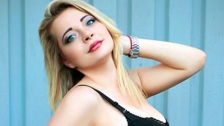 Lesya von Zaporozhye 27 jahre - gutherzige russische Frau. My mitte primäre foto.