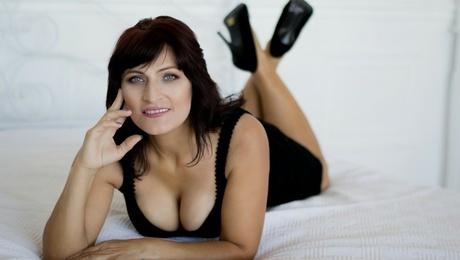 Valentina  46 jahre - gutherzige russische Frau. My mitte primäre foto.