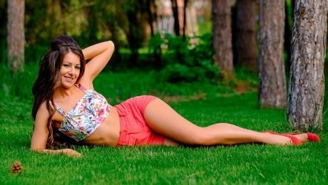 Victoria von Odessa 29 jahre - gutherzige russische Frau. My mitte primäre foto.