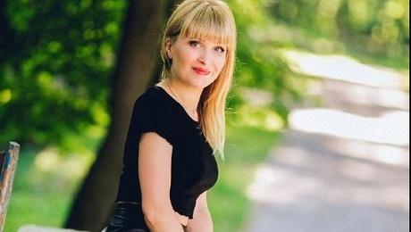 Olga von Poltava 39 jahre - Lebenspartner sucht. My mitte primäre foto.
