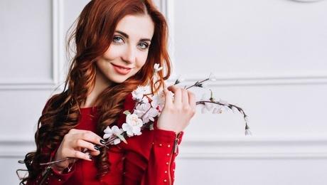 Anastacia von Lutsk 21 jahre - ukrainische Frau. My mitte primäre foto.