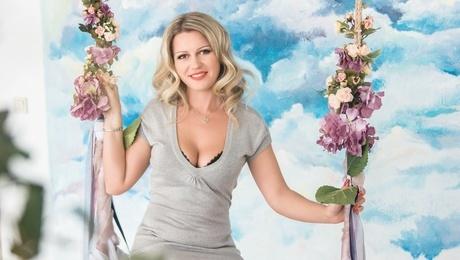Viktoriya von Kharkov 39 jahre - zukünftige Frau. My mitte primäre foto.