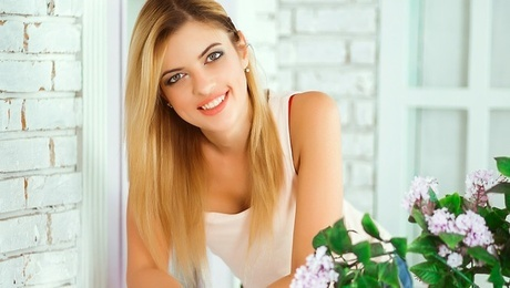 Marina von Kiev 28 jahre - gutherzige russische Frau. My mitte primäre foto.