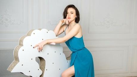 Anna von Kharkov 23 jahre - kreative Bilder. My mitte primäre foto.