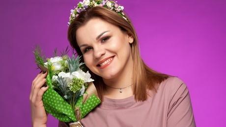 Yulya von Kremenchug 32 jahre - schöne Frau. My mitte primäre foto.