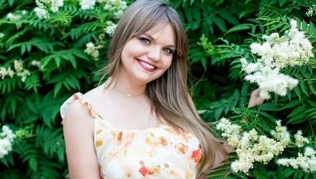 Alina von Sumy 29 jahre - Lebenspartner suchen. My mitte primäre foto.