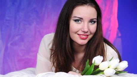 Julia von Cherkasy 24 jahre - Fotoshooting. My mitte primäre foto.