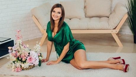 Margarita von Poltava 26 jahre - ukrainische Braut. My mitte primäre foto.