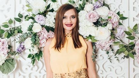 Margarita von Poltava 27 jahre - ukrainische Braut. My mitte primäre foto.