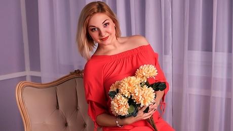 Asya von Zaporozhye 25 jahre - gutherziges Mädchen. My mitte primäre foto.