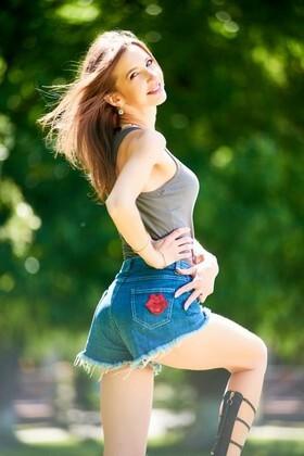 Zoryana von Ivanofrankovsk 33 jahre - wartet auf einen Mann. My wenig primäre foto.