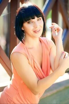 Marina von Ivanofrankovsk 39 jahre - strahlendes Lächeln. My mitte primäre foto.