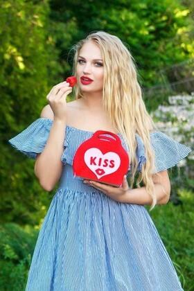 Alina von Kharkov 25 jahre - Lieblingskleid. My wenig primäre foto.