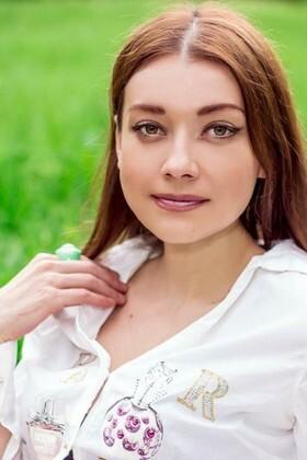 Dasha von Zaporozhye 35 jahre - geheimnisvolle Schönheit. My wenig primäre foto.