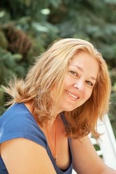Kristina von Odessa 45 jahre - sexuelle Frau. My wenig primäre foto.