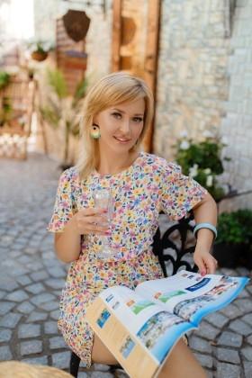 Tanya von Zaporozhye 34 jahre - sonniges Lächeln. My wenig primäre foto.