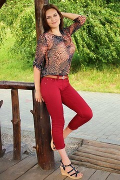 Victoria von Zaporozhye 26 jahre - gutherzige russische Frau. My wenig primäre foto.