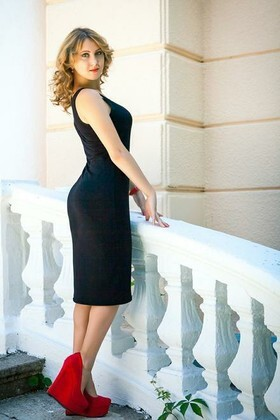 Victoria von Odessa 20 jahre - sonnigen Tag. My wenig primäre foto.