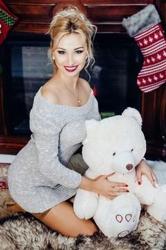 Alla von Poltava 33 jahre - schönes Lächeln. My mitte primäre foto.
