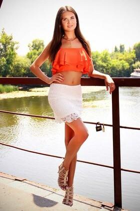 Olya von Zaporozhye 26 jahre - sonniges Lächeln. My wenig primäre foto.