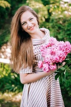 Zhanna von Lutsk 32 jahre - sorgsame Frau. My wenig primäre foto.