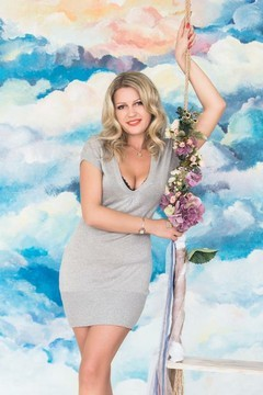 Viktoriya von Kharkov 40 jahre - zukünftige Frau. My mitte primäre foto.