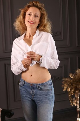 Natasha von Zaporozhye 44 jahre - single russische Frauen. My wenig primäre foto.