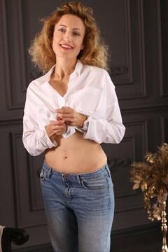 Natasha von Zaporozhye 43 jahre - Fotoshooting. My mitte primäre foto.