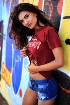 Video dating: Olesya