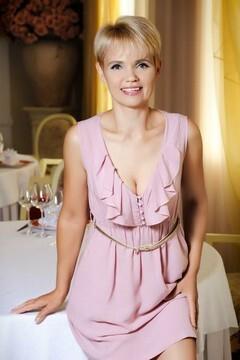 Lubov  41 jahre - ukrainische Frau. My mitte primäre foto.