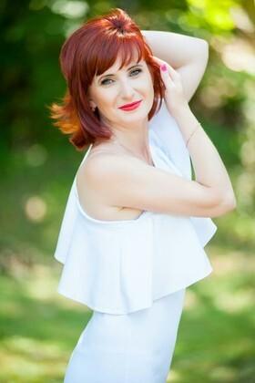 Olga von Ivanofrankovsk 41 jahre - Augen Seen. My wenig primäre foto.