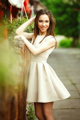 Masha von Kiev 29 jahre - zukünftige Frau. My wenig primäre foto.