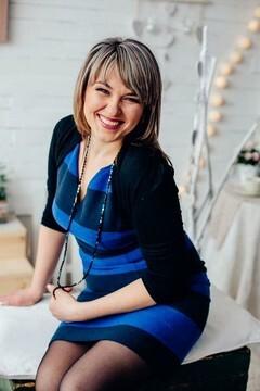 Alena von Poltava 36 jahre - zukünftige Braut. My mitte primäre foto.