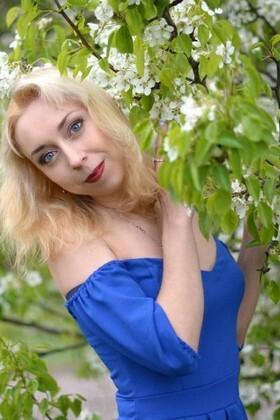 Marina von Kremenchug 31 jahre - tolles Wetter. My wenig primäre foto.