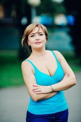 Galya von Poltava 50 jahre - ukrainisches Mädchen. My wenig primäre foto.