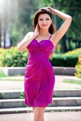 Oksana von Cherkasy 23 jahre - ukrainische Frau. My wenig primäre foto.