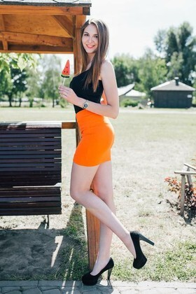 Helen von Cherkasy 22 jahre - ukrainisches Mädchen. My wenig primäre foto.
