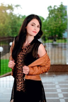 Yana from Cherkasy 26 years - good mood. My small primary photo.