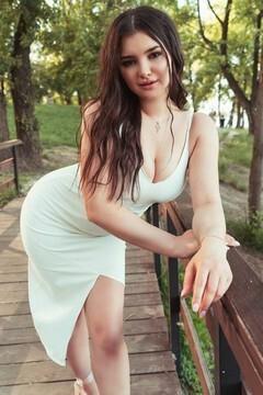 Vladlena von Kiev 20 jahre - schönes Lächeln. My mitte primäre foto.