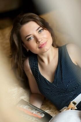 Olya von Kremenchug 28 jahre - ukrainische Braut. My wenig primäre foto.