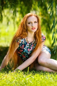 Svetlana von Kremenchug 27 jahre - zukünftige Ehefrau. My mitte primäre foto.