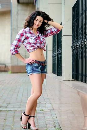 Marina von Cherkasy 33 jahre - nettes Mädchen. My wenig primäre foto.