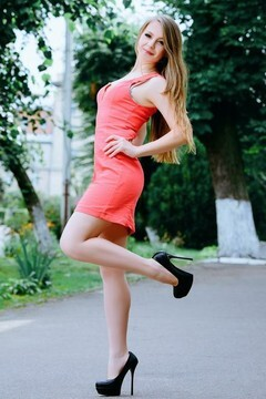 Alla from Cherkasy 28 years - introduce myself. My small primary photo.