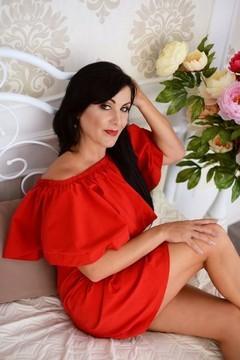Lubov von Kharkov 48 jahre - geheimnisvolle Schönheit. My wenig primäre foto.